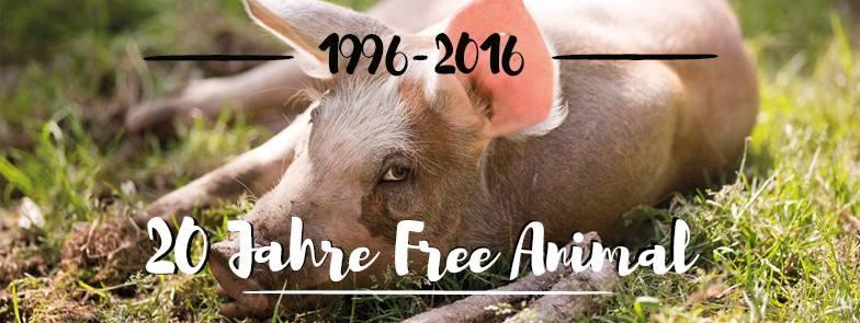 20 Jahre Free Animal @ Tierlebenshof Hunsrück-Mosel e.V.