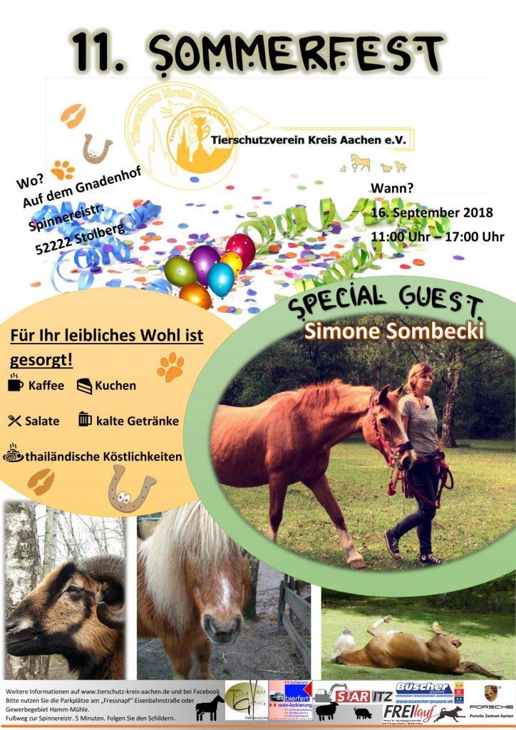 11. Sommerfest